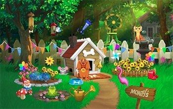 Monty's Backyard
